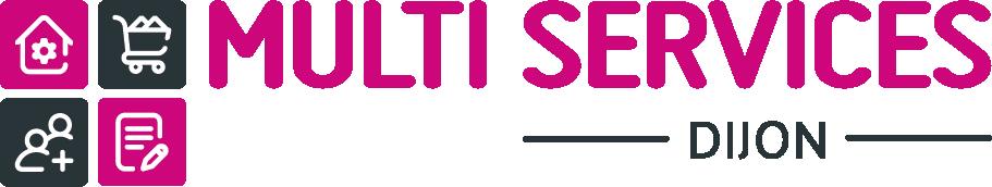 Logo Multiservices Dijon couleur